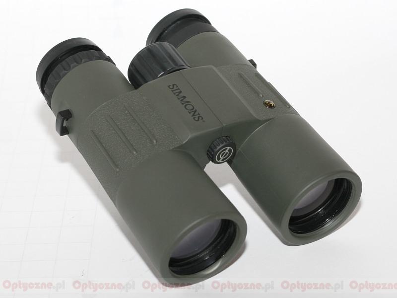 simmons 10x42 binoculars. simmons wilderness 10x42 roof binoculars t