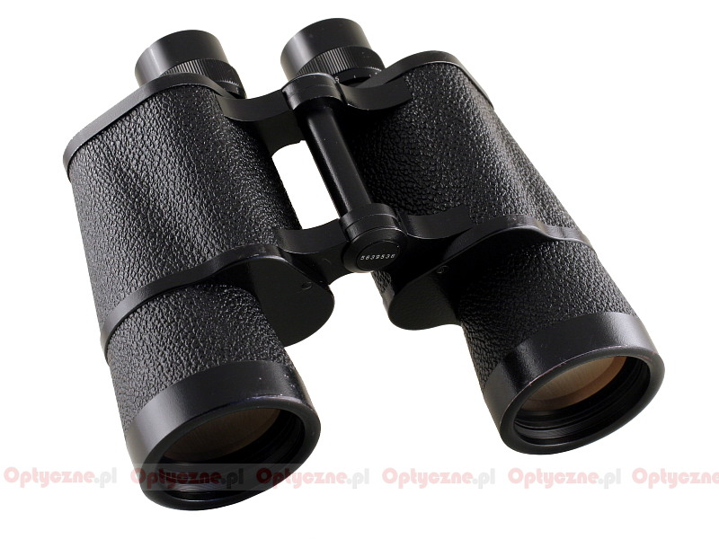vintage Carl Zeiss Jena Deltrintem binocular with sharp collimation.