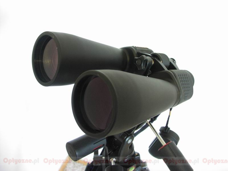 Celestron Skymaster 15x70 astronomy binoculars review - YouTube