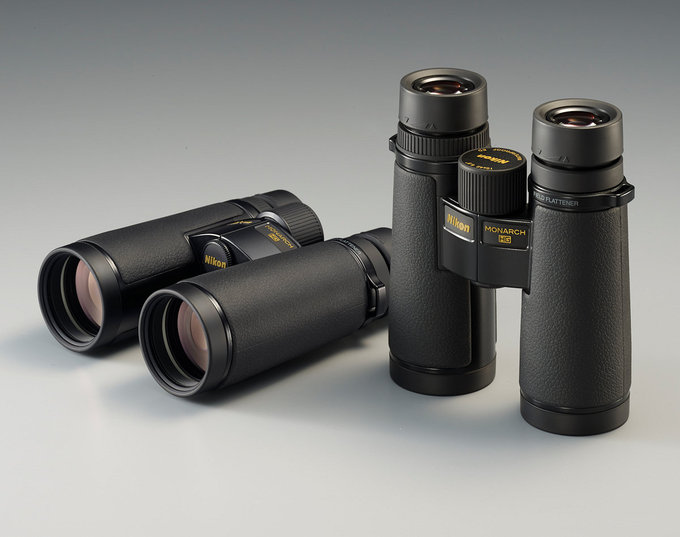 Nikon Monarch binoculars – practical applications - Mid range binoculars: 42 mm objective lenses