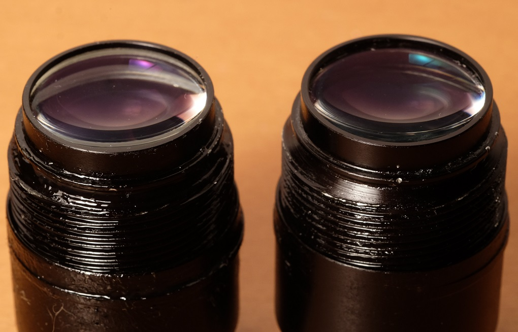 Comet 6x24 binoculars from the inside – what went wrong
