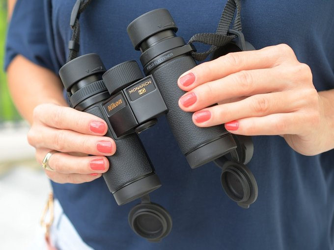 Hands-on: Nikon Monarch HG 10x30 - First impressions