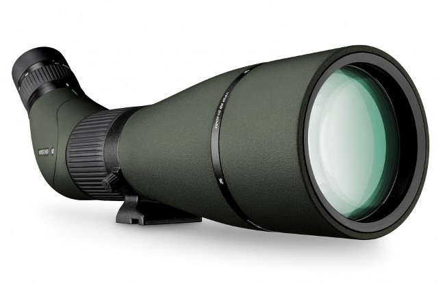 Hands-on review: Vortex Viper HD 20-60x85 spotting scope - A short review of the Vortex Viper HD 20-60x85 angled spotting scope