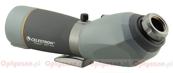 Review of four 65 ED spotting scopes - Celestron Regal 65 F-ED – spotting scope review