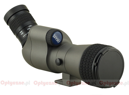 Review of four 65 ED spotting scopes - Delta Optical Titanium 65ED – spotting scope review