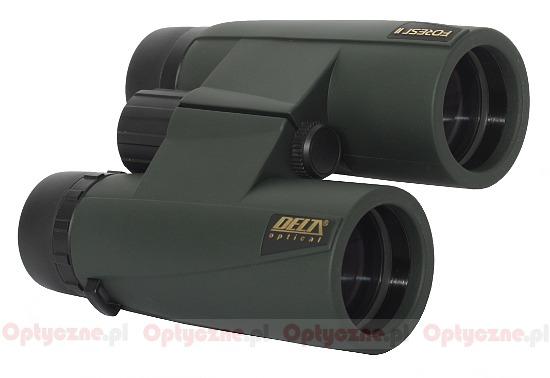 Endurance test of binoculars delta optical forest ii