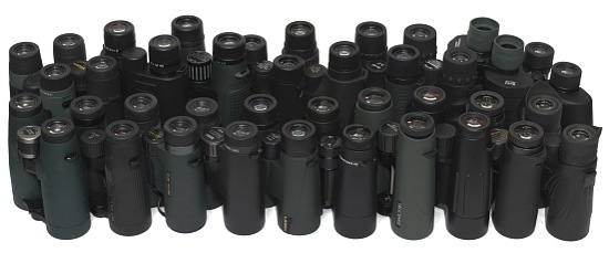 Endurance test of 8x42 binoculars - Introduction
