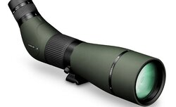 Hands-on review: Vortex Viper HD 20-60x85 spotting scope