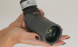 Delta Optical Titanium 50ED – high magnification in your pocket