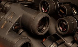 Nikon Monarch binoculars – practical applications